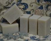 Pumice Scrub with Tea Tree Essential Oil Handmade Natural Soap