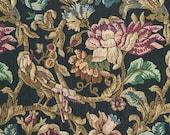 French vintage silk sample