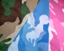 Camouflage Printed Combo  Felt Sheets