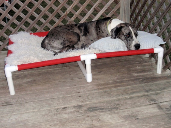 XXX Large Great Dane Dog Beds, Big Dog Beds, Dog Cot With Middle Support. Private Listing For Lindsey.