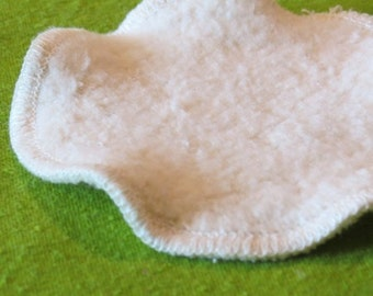 Hemp, Organic cotton Nursing pad- set of 2
