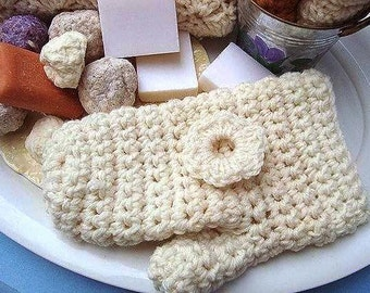Crochet Pattern Bath and Beauty  num. 137, BATH MITT, INSTANT digital download