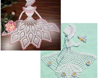 Ladies of Lace Crochet Pattern PDF