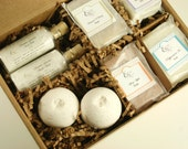 Pampering Bath Gift Set - Spa Gift Set, Gift for Her