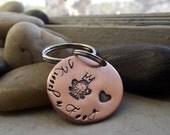 I Kissed a Frog,  BFF gift, Whimsical Keychain, Fairytale Keychain