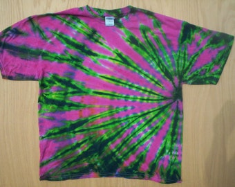 2X Tie Dye Shirt