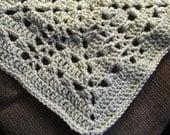 "Melinda's Wrap Square - easy crochet 12"" scrap square motif pattern"