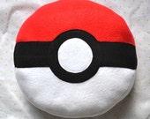 Pokeball Pillow / Plush