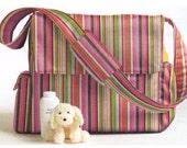 Diaper Bag Sewing Pattern - Butterick 4560 - Shoulder Bag Pattern - Diaper Bag Pattern - Uncut, Factory Folded