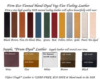 Leather Sample Pack