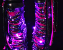LED Crystal Cosmic Covers
