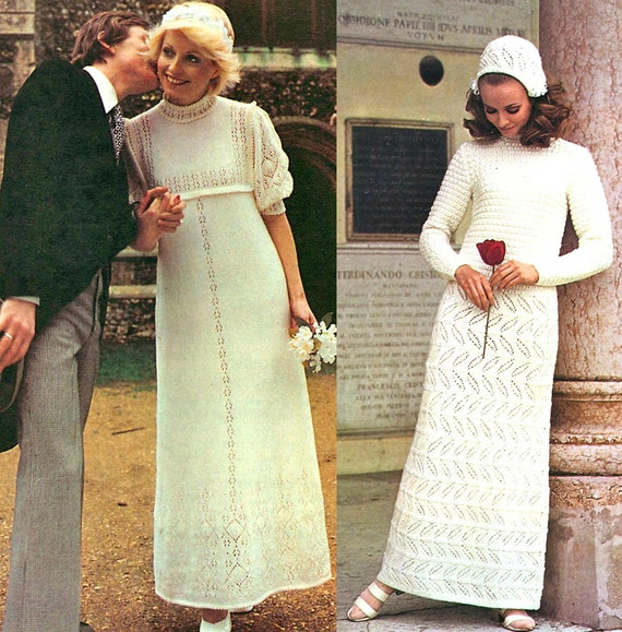 Items Similar To INSTANT DOWNLOAD-2 Vintage Knitting