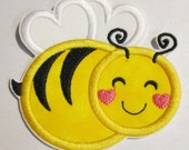 Iron On Applique -Bumble Bee