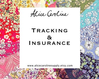 TRACKING and INSURANCE worldwide