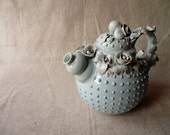MADE TO ORDER - Alice in Wonderland teapot