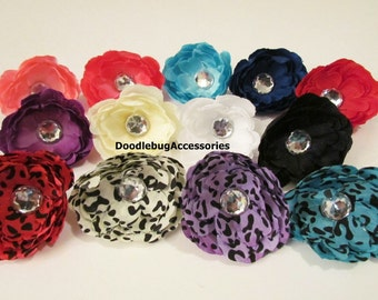 SALE YOU Pick 12 Mini 2 Inch Peony Flower Heads