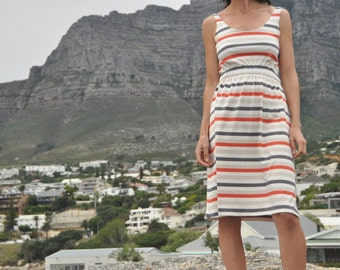Easy Dress in stripes