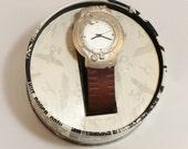 Vintage Boy London men's watch in original tin can, new