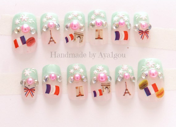 Nails Paris French Nail
