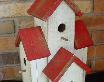 Small Condo Birdhouse