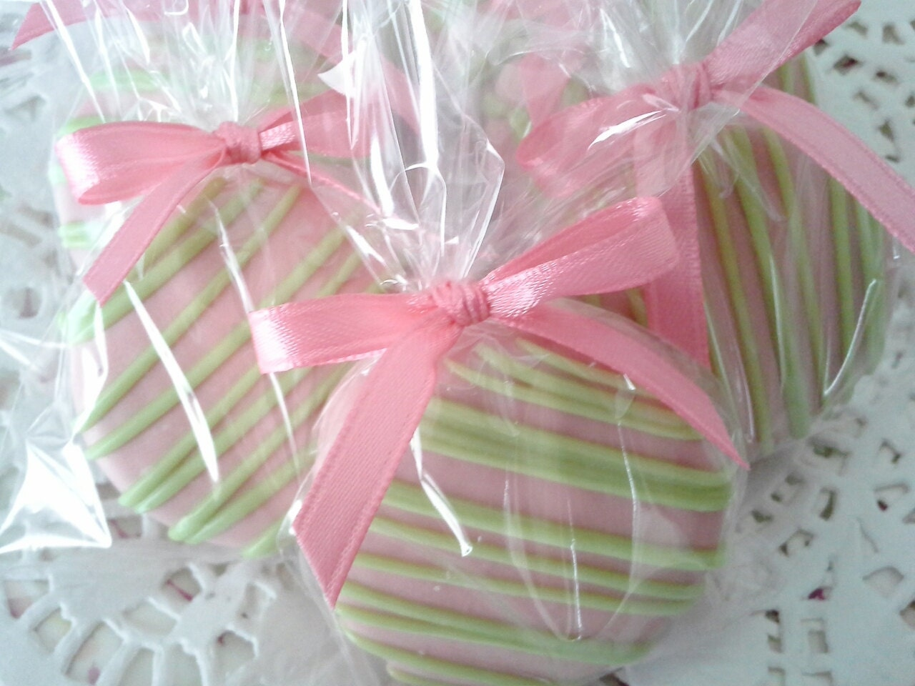 Wedding World: Edible Wedding Favors