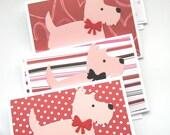 Scottie Dog Valentines, Scottie Dog Cards, Childrens Valentines