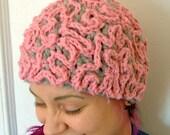 Baby Brain Beanie, Crochet