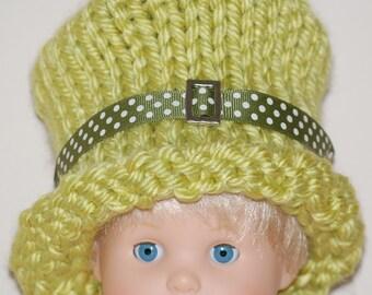 Knit Leprechaun Hat - Pattern