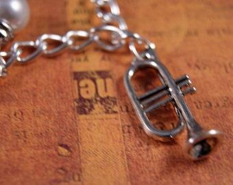 Hear the Music Charm Bracelet