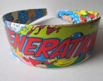 Star Spangled Kid Headband