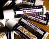 All Nighter Moustache Wax Tube