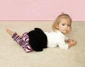 Pink Zebra Baby Leg Warmers Sale