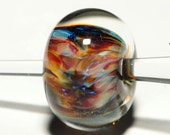 Boro Beads Focal Bead Glass Lampwork Beads Borosilicate Focal Handmade By Brenda Scata Focal 12A