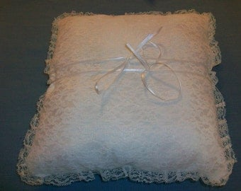 Ring bearers pillow