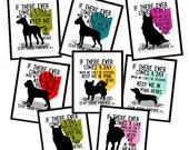 Memorial Dog Art, Cat Memorial Art, Horse Memorial Art Print