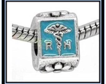 NURSE Charm - Fits European Style Bracelets