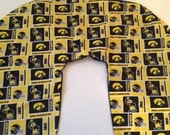 University of Iowa Hawkeyes Boppy Cover--