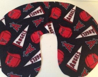 Anaheim Angels Baby - Boppy Pillow Cover - Boppy slipcover,Nursing pillow cover, boppy pillow cover, baby shower, gift, mlb, baseball