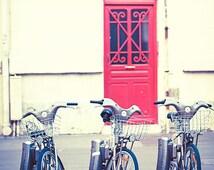 Paris Decor, Bicycle Print, Paris Photography, Bike Print, Bicycle Photography, Bike art, Travel Photo, Bike Print, Tour de France - Trois