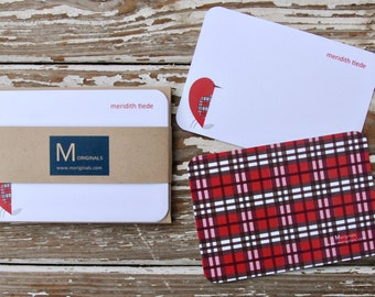 Personalized Note Cards - Beatrice