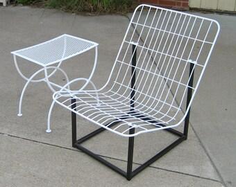 salterini / woodard lounge chair