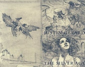 Justin Gerard Sketchbook 2010: The Silver Age