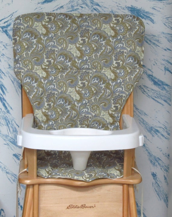 Eddie Bauer Jenny Lind Wood High Chair Cover By Sewingsilly