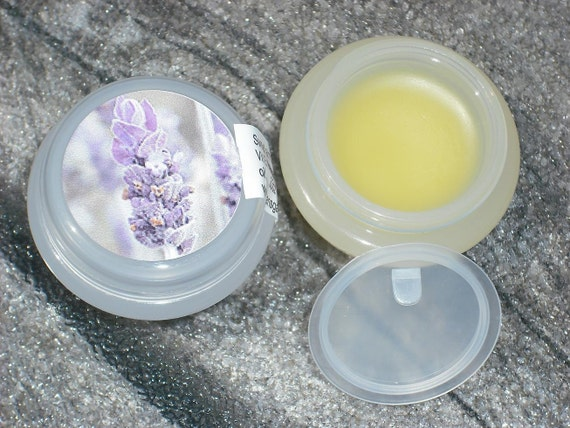 LAVENDER Solid Perfume / Essential Oil Perfume / RELAXING