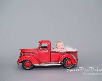 Newborn Baby Photography Prop Digital Backdrop for Photographers