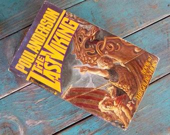 Vintage The Last Viking Paperback Book