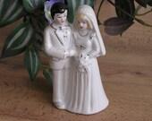 Those Wedding Bells...Vintage Cake Topper