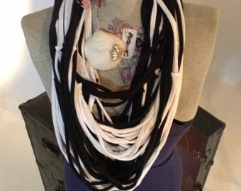 sea gypsy tee shirt scarf