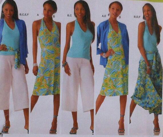 Travel Wardrobe Sewing Pattern