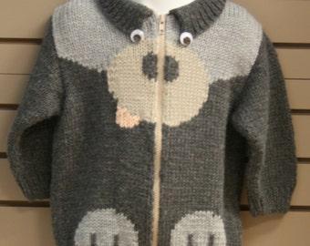 Bear vest